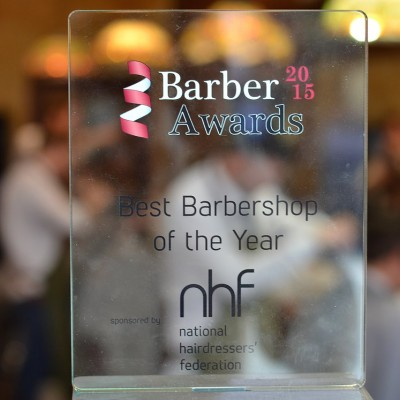 Savills Win 'Best Barbershop' Accolade